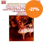 Produktbilde for Invitation to the Dance (CD)
