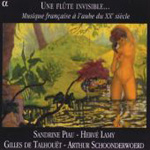 Une Flûte Invisible (CD)