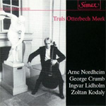 Works for Solo Cello (CD)