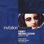 Fanny Mendelssohn: Lieder and Trio (CD)