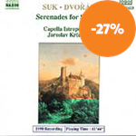 Produktbilde for Dvorak/Suk: Serenades (CD)