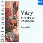 Vitry: Chansons and Motets (CD)