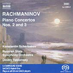 Rachmaninov: Piano Concertos Nos 2 and 3 (SACD)