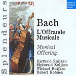 Bach: Musical Offering (CD)