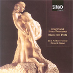Music For Viola (CD)