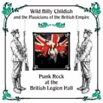 Punk Rock At The British Legion Hall (CD)