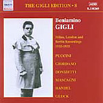 The Gigli Edition, Vol 8 (CD)