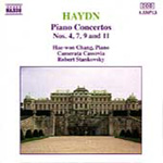 Haydn: Piano Concertos (CD)