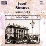 Josef Strauss Edition, Vol. 4 (CD)