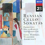 Russian Cello Sonatas (2CD)