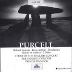Produktbilde for Purcell: Dido and Aeneas; King Arthur (CD)