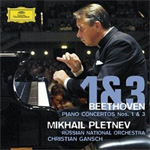 Beethoven: Piano Concertos Nos 1 & 3 (CD)