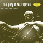 The Glory of Rostropovich - 80th Birthday Tribute (8CD)