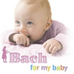 Bach For My Baby (CD)