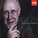 Slava 75! A Tribute to Mstislav Rostropovich (CD)