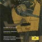 Schumann: Cello Concerto; Brahms: Serenade No. 1 (CD)