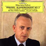 Brahms: Piano Concerto 2 (CD)