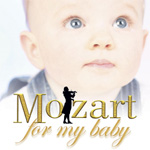 Mozart For My Baby (CD)