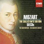 Mozart - The Collector's Edition (CD)