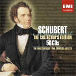 Schubert - The Collector's Edition (CD)