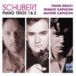 Schubert: Trios 1 & 2 for Piano, Violin and Violoncello (2CD)
