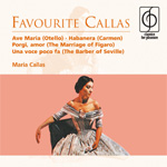 Favourite Callas (CD)