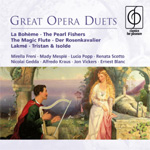 Great Opera Duets (CD)