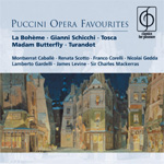 Puccini Opera Favourites (CD)