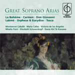 Great Soprano Arias (CD)