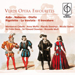 Verdi Opera Favourites (CD)
