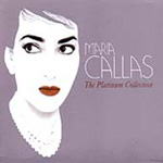 Maria Callas - The Platinum Collection (CD)
