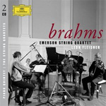 Brahms: String Quartets Op 51 & Op 67; Piano Quintet Op 34 (CD)
