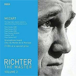 Produktbilde for Richter - The Master Vol. 2: Mozart (2CD)