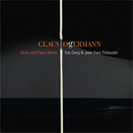Ogermann: Works for Violin and Piano (CD)