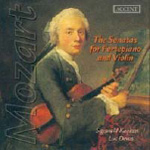 Mozart: Complete Sonatas for Fortepiano and Violin (CD)