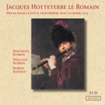 Hotteterre: Flute & Continuo Works (CD)