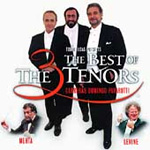Produktbilde for The Best Of The Three Tenors (CD)