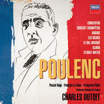 Poulenc: Concertos, Orchestral & Choral Works (CD)