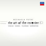 Michaela Petri - The Art Of The Recorder (CD)