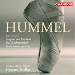 Hummel: Ballet Music (CD)