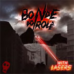 Bonde Do Role With Lasers (CD)