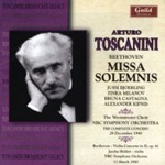 Produktbilde for Beethoven: Missa Solemnis (USA-import) (CD)