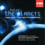 Holst: The Planets; Matthews, C: Pluto (CD)