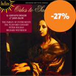 Draghi; Blow: Odes To Saint Cecilia (CD)