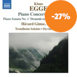 Egge: Piano Concerto No 2 (CD)