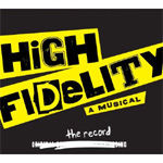 High Fidelity - Original Broadway Cast Recording (CD)