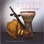 Egypt – A Musical Voyage (CD)
