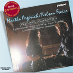 Martha Argerich & Nelson Freire On Two Pianos (CD)