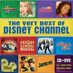 The Very Best Of Disney Channel (m/DVD) (CD)