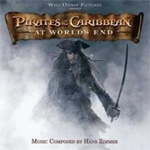 Produktbilde for Pirates Of The Caribbean 3: At World's End (CD)